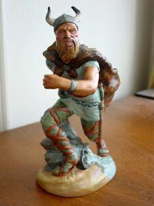Royal-Doulton-THE-VIKING-Figurine-HN-2375-NICE