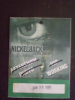 Nickleback Lanyard
