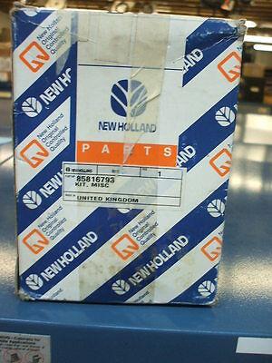Holland 85816793 2 0r 3 Valve Kit For Tractor Loader Backhoe