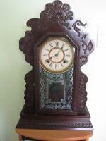 GINGER BREAD ANSONIA  CLOCK