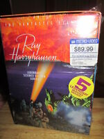***FANTASTIC FILMS OF RAY HARRYHAUSEN 5 DVD BOX SET LIKE NEW!!!*