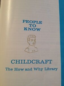 "CHILDCRAFT ""The How and Why Library"" 15 Volume Set 1970 Edition West Island Greater Montréal image 1"