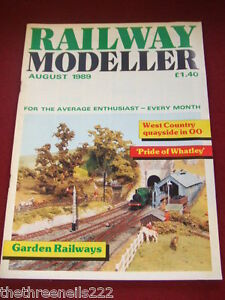 RAILWAY-MODELLER-GARDEN-RAILWAYS-AUG-1989-VOL-40-466