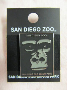 San Diego Zoo Safari Park Gorilla Pin - Lapel Pin - New