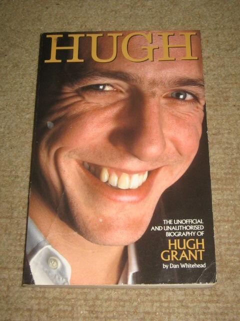 Hugh Grant unofficial biography Dan Whitehead PB Cloud Atlas Four Weddings