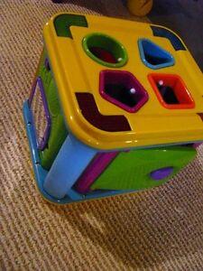 Baby Learning Block Sorter