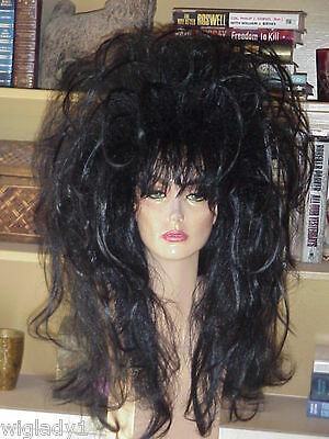 Wow Empress Vegas Girl Big Full Look Natural Wigs Go For It