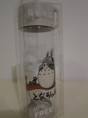 Studio Ghibli My Neighbor Totoro Plastic Water Bottle #B on Rummage