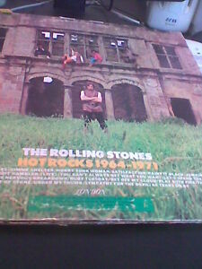 2  old  rolling stones album  $ 50 each