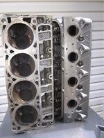 Tetes moteur Chevrolet