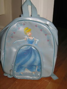 Disney Princess Cinderella Back Pack / Purse
