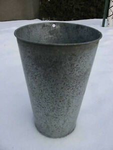 Wanted aluminum or galvanized sap buckets IN QUANTITY