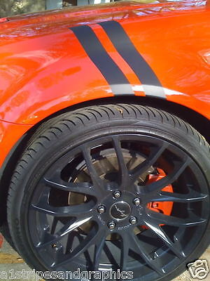 ALL YEAR Pontiac G8 Fender Hash Mark Stripe Stripes PAIR Grand Sport