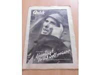 Quick Illustrierte von 1949 Nordrhein-Westfalen - Heiden Vorschau