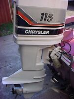Chrysler outboards