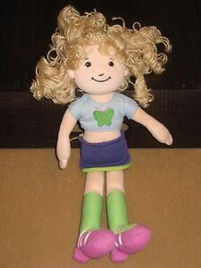 """Groovy Girls """"Britta"""" Stuffed Doll"""