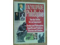 Enzyklopädie der Philosophie Niedersachsen - Laatzen Vorschau