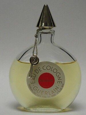 Vintage Guerlain Shalimar Eau De Cologne Splash 1.7 oz