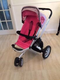 QUINNY BUZZ PRAM - LIMITED ADDITION ROLA BABY
