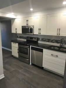 2 Bedroom basement apartment for rent, all inclusive !!