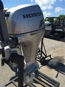 9.9 HONDA OUTBOARD MANUAL SHORT SHAFT