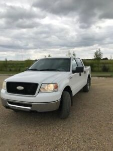 2006 Ford F150 XLT Supercrew Great running truck!