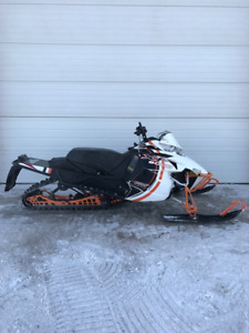 New 2015 XF 8000 Cross Country Sno Pro Limited