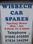 wisbech car spares