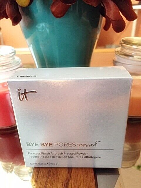 It Cosmetics Bye Bye Pores Poreless Finish Airbrush Pressed