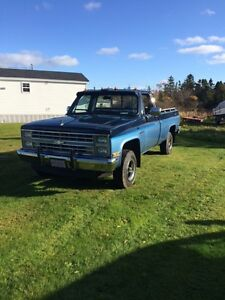Chevy Pick up For Sale