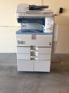 Multifunction black and white printer,copier, fax and scanner