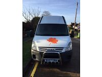 WHITE IVECO DAILY 35S12 LWB 2007 , LONDON !!!