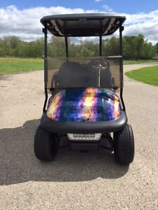 Golf Cart CUSTOM CLUB CAR GAS 2011 Regina Regina Area image 3