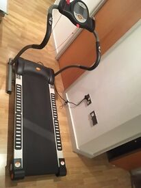 V-Fit Treadmill. Great Condition! Best option for a house/flat! Starting price approximately £350