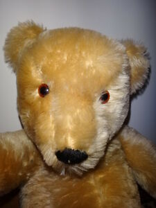Antique American Teddy Bear c.1940-1950 West Island Greater Montréal image 4