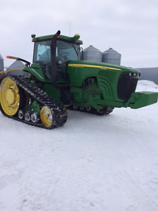 8520 T tractor