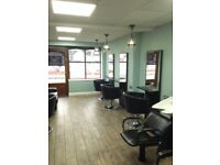 Hairdressing Salon fully kitted out for rent
