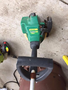 GAS POWERED GRASS TRIMMERS