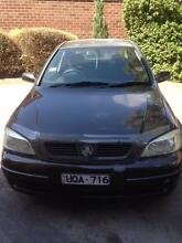 2001 Holden Astra Hatchback Mill Park Whittlesea Area Preview