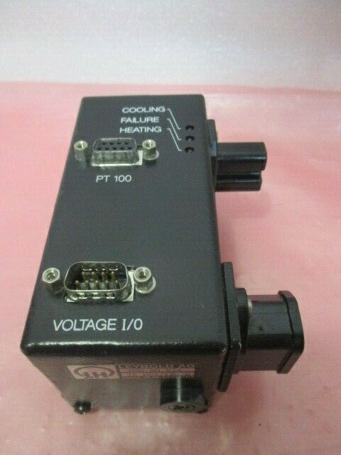 Leybold AG 200.80.976 Turbo Pump Temperature Control Box, TE Box, 451215