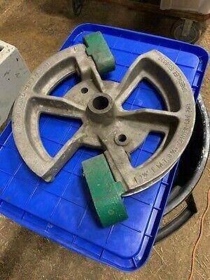 Greenlee 1818 1-14 1-12 Emt Bending Shoe Pn 5018639