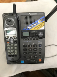 Talking Cordless Phone with Caller ID