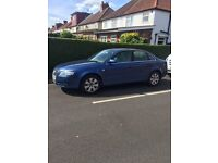 Audi A4 2.0TDI 4 door saloon