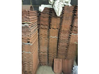 Roof Tile Clay