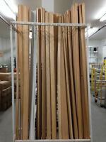 Wood molding **up to 50% off**