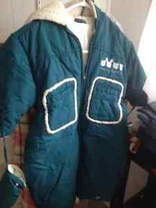 SUN VALLEY SNOW SUIT