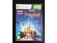 XBOX 360 KINECT Disneyland Adventures Game NEW SEALED