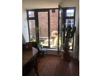 Sunny Double Room in Warehouse Conversion   inc Bills   Roof Terrace   A* location