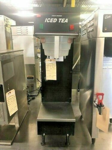 FRESH BREWED CTB-3P COUNTER TOP TEA MACHINE #14279