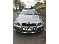 BMW 3 series, 2009 very good condition